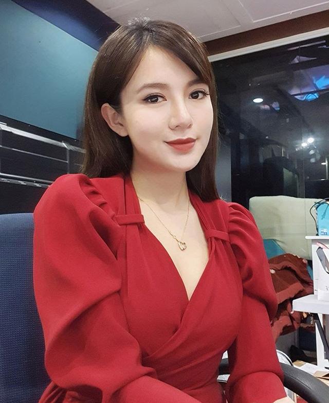 Hot girl M.U Tú Linh