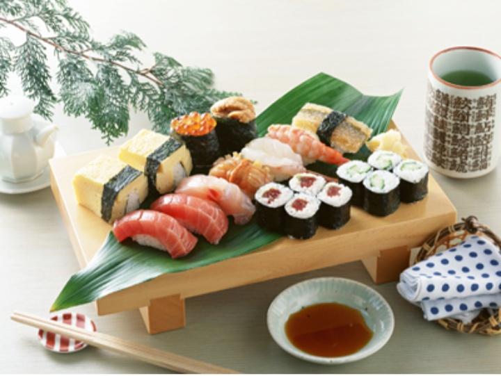 Hot Japanese food