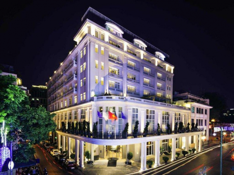 Hotel de l'Opera Hanoi - MGallery Collection