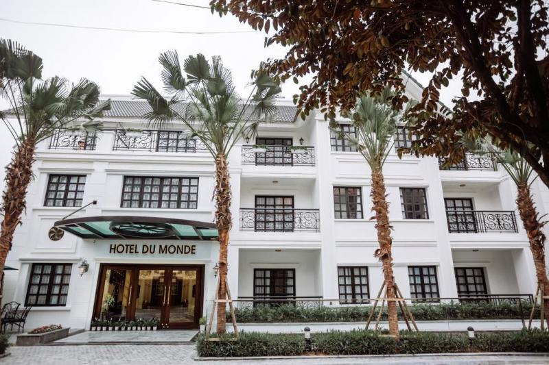 Khách sạn Hotel du Monde