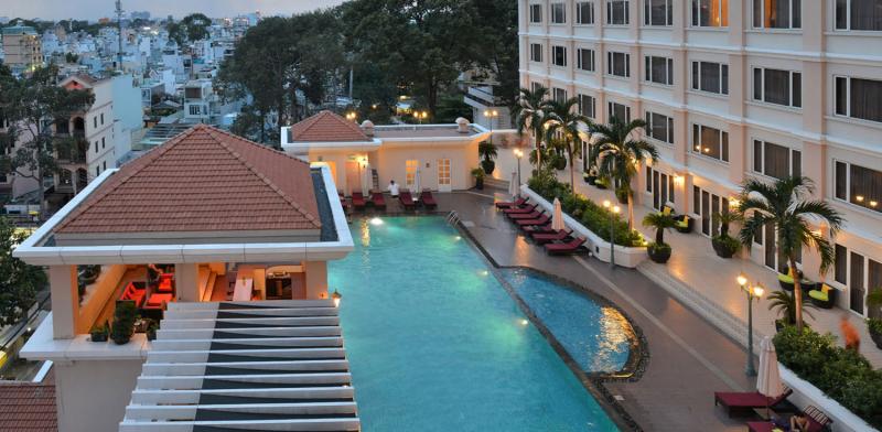Khách sạn Equatorial TP. Hồ Chí Minh