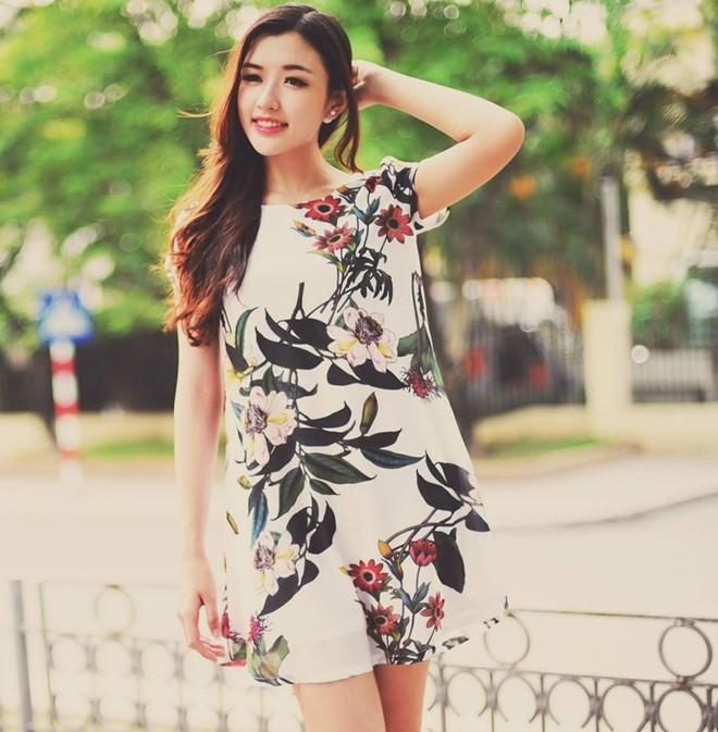 Vẻ đẹp có nhiều nét giống Hoa hậu Việt Nam Mai Phương Thúy