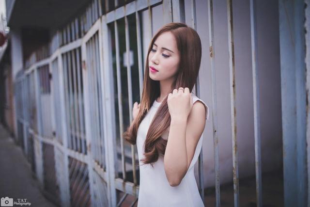 Những bộ ảnh thời trang cực chất của Khánh Linh