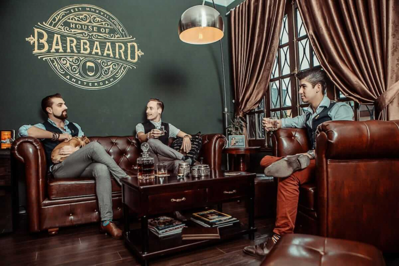 HOUSE OF BARBAARD – GENTLEMEN'S BARBERSHOP
