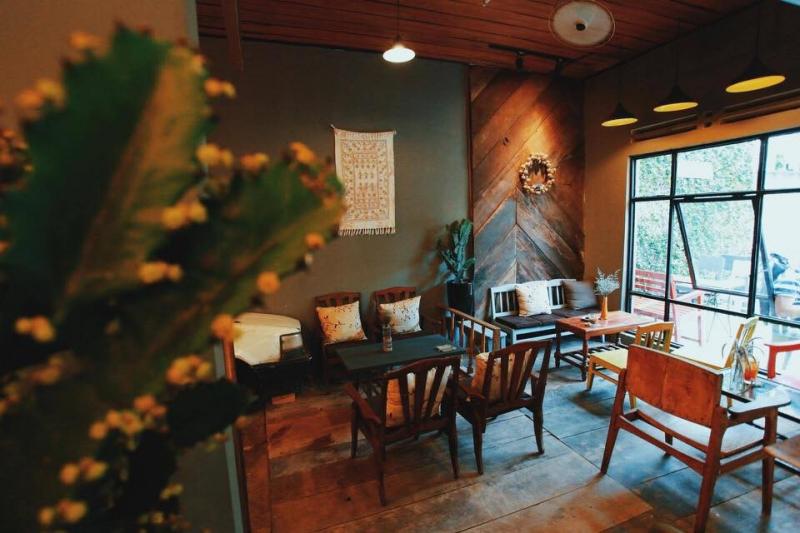 Top 10 địa chỉ quán cafe đẹp, View sống ảo nhất tại Buôn Ma Thuột