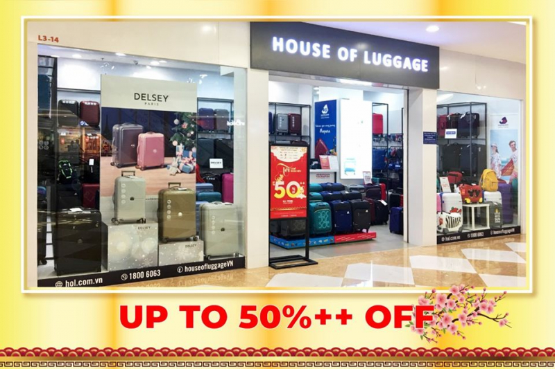 House Of Luggage