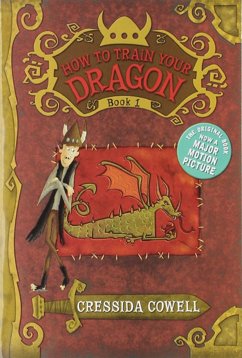 How To Train Your Dragon – Cressida Cowell