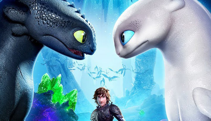 How to Train Your Dragon: The Hidden World (8/2)