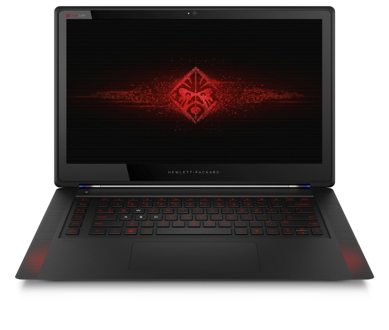 HP Omen: laptop gaming mỏng, nhẹ, tinh tế