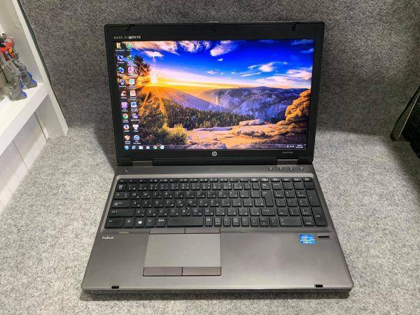 HP Probook 6560b card on