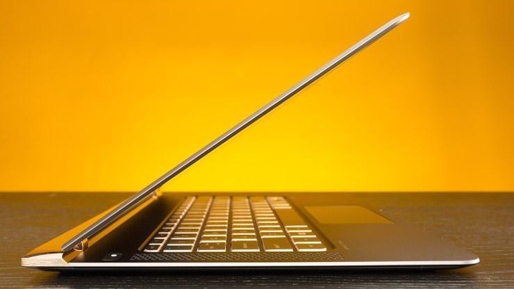 HP Spectre hiện được đánh giá là chiếc laptop mỏng nhất thế giới
