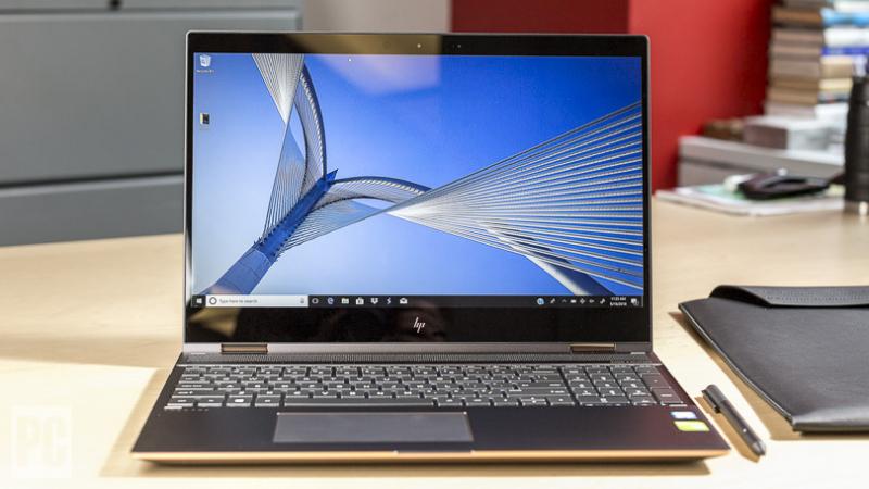 HP Spectre x360 15 – Giá từ 35 triệu