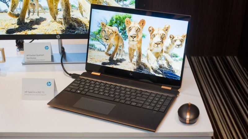 HP SPECTRE X360 (OLED)