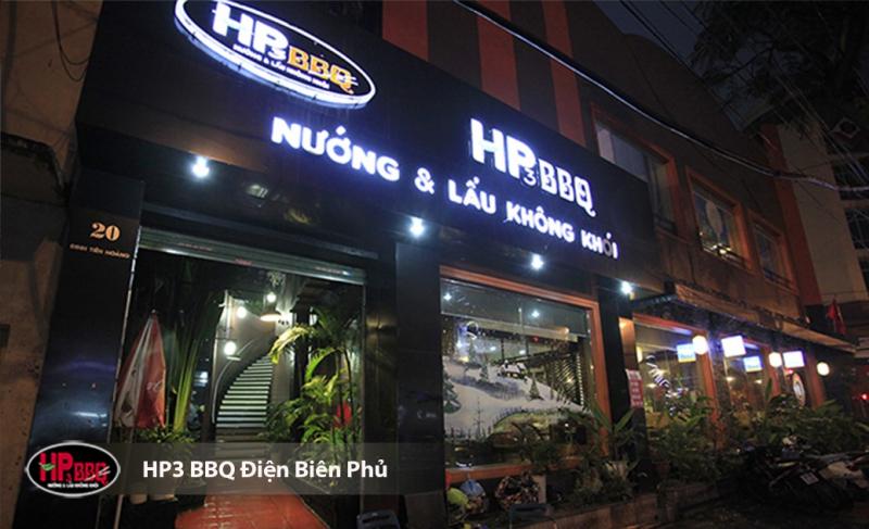 Hp3 BBQ