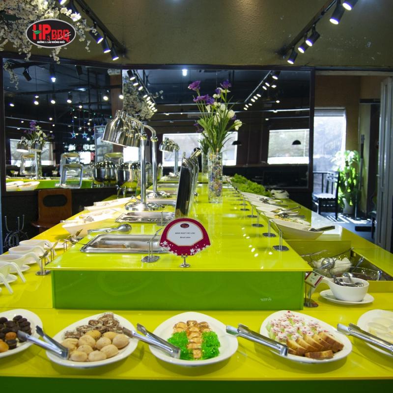 Top 8 Địa chỉ ăn buffet hải sản ngon và chất lượng nhất Hải Phòng