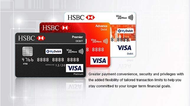 Thẻ tín dụng của HSBC có nhiều ưu đãi hấp dẫn