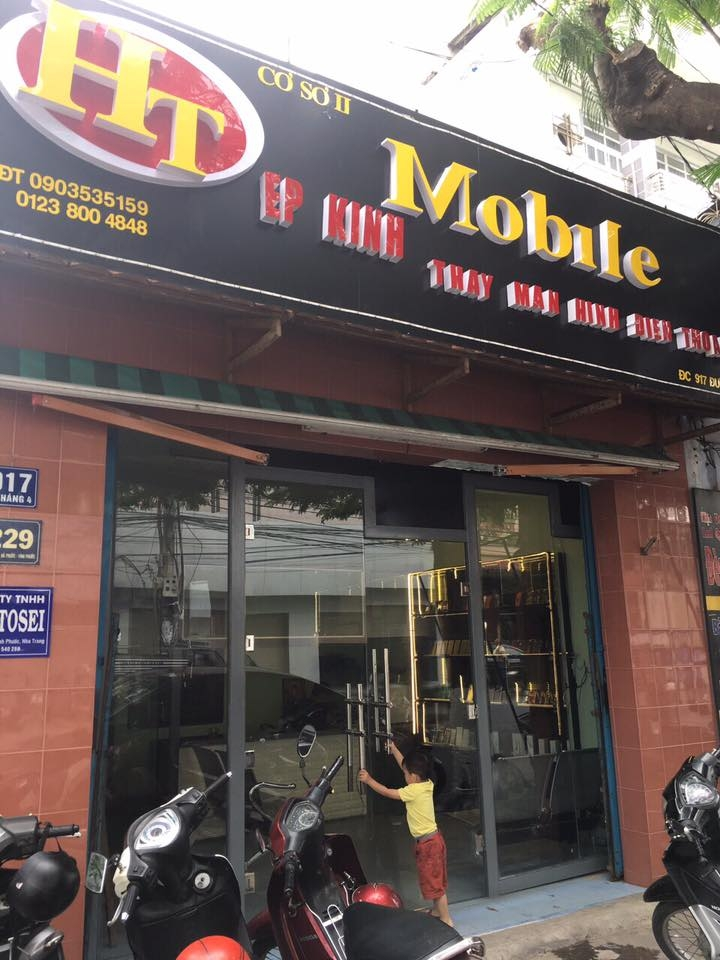 Cửa hàng HT Mobile Nha Trang