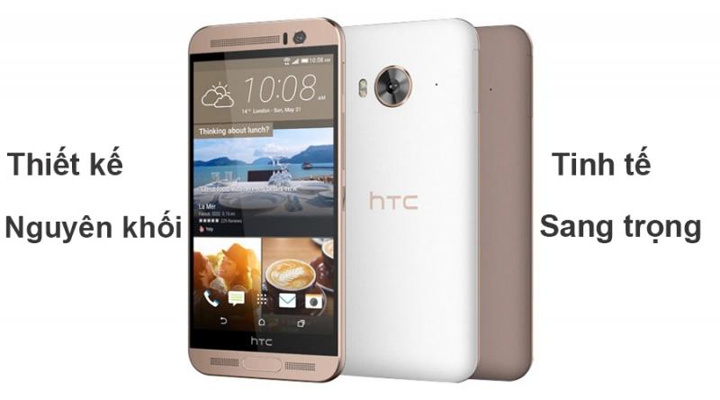 HTC One ME dành cho những ai đang muốn sở hữu một chiếc smartphone có khả năng chơi game tốt