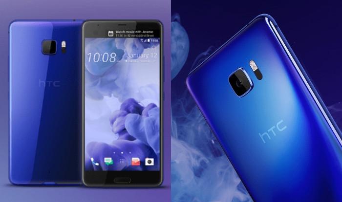 HTC U Ultra xanh