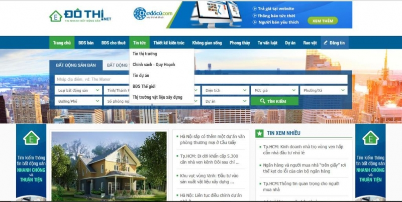 Website của dothi.net