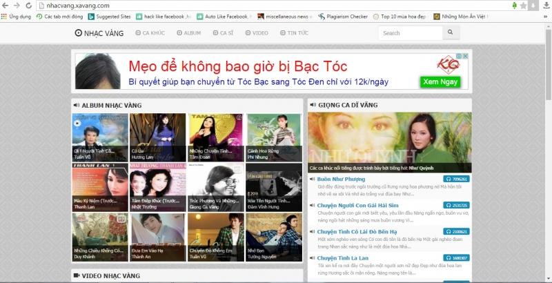 http://nhacvang.xavang.com/