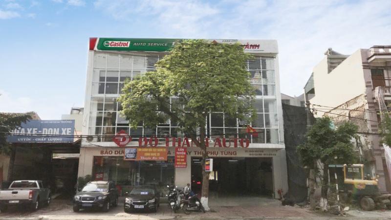 Gara ô tô Đô Thành Bắc Giang