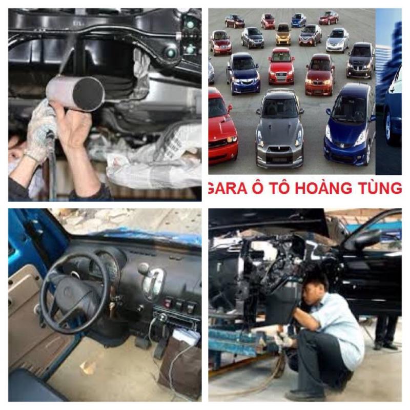 Garage ô tô Hoàng Tùng