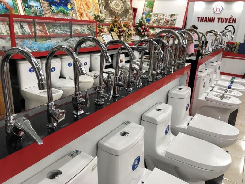 Cửa hàng VLXD Thanh Tuyền