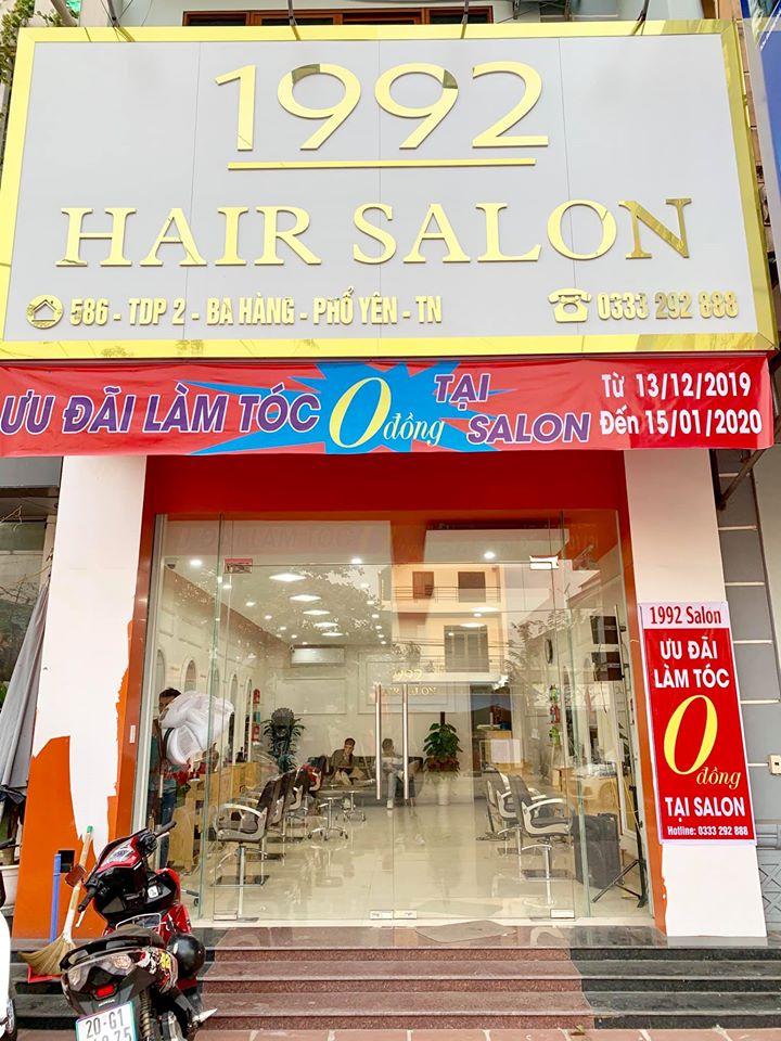 1992 Hair Salon