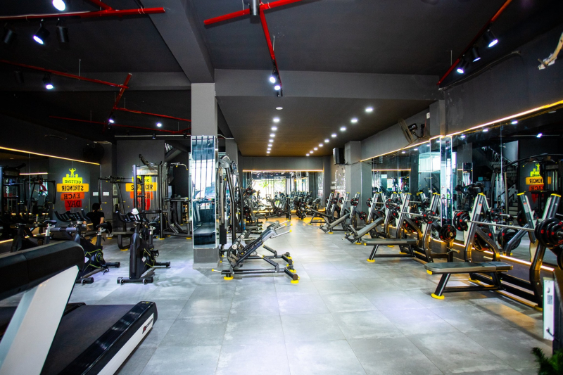 AAN Gym & Yoga
