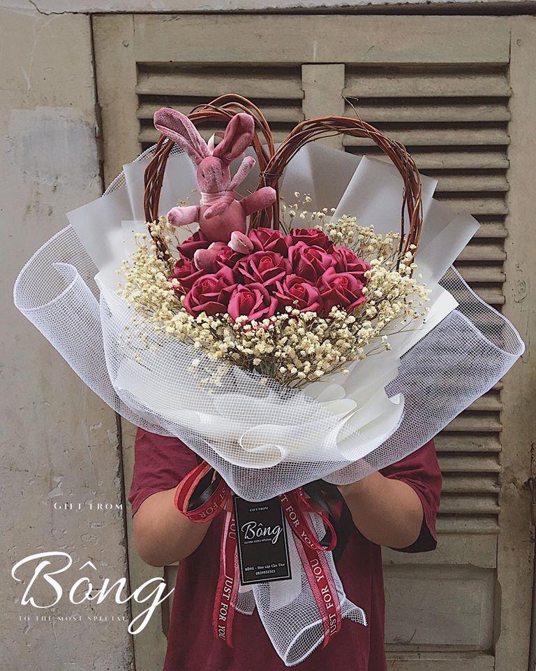 Top 4 Shop bán hoa hồng sáp đẹp nhất Cần Thơ