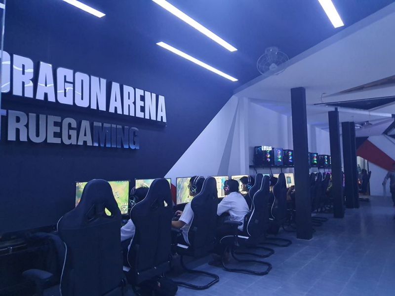 Dragon Arena Game Center