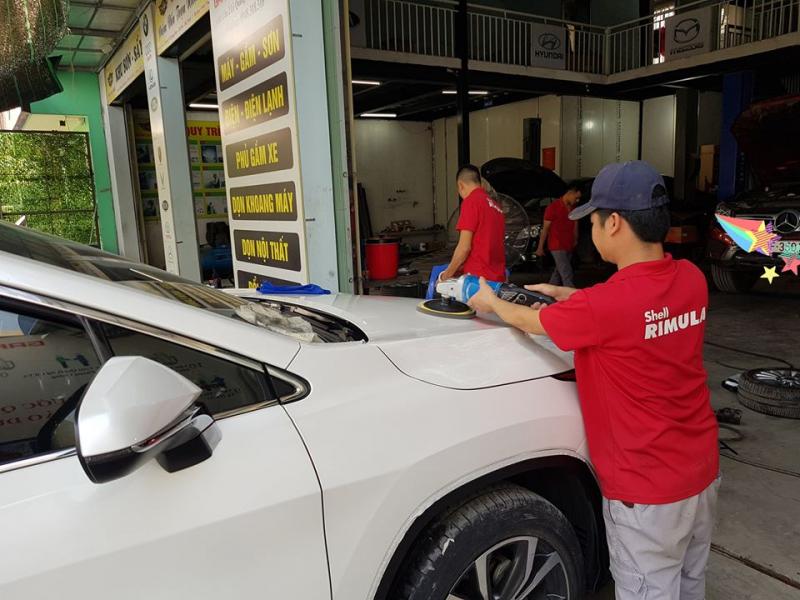 Gara ô tô Từ Sơn