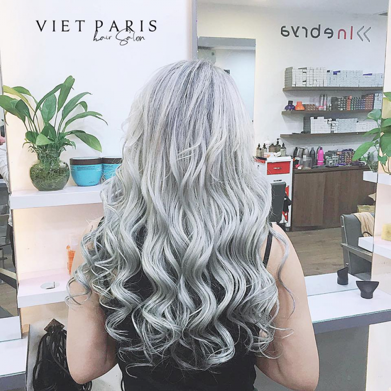 Hair Salon Việt Paris