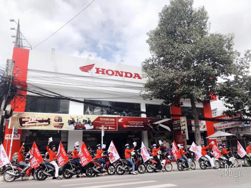 Honda Thành Hiếu