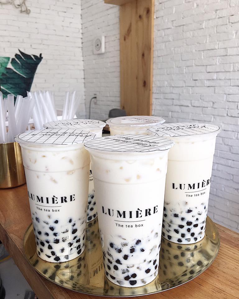 Lumière - The tea box