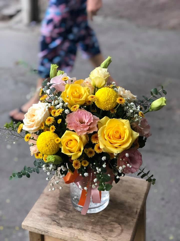 Top 6 Shop hoa tươi đẹp nhất Nam Định