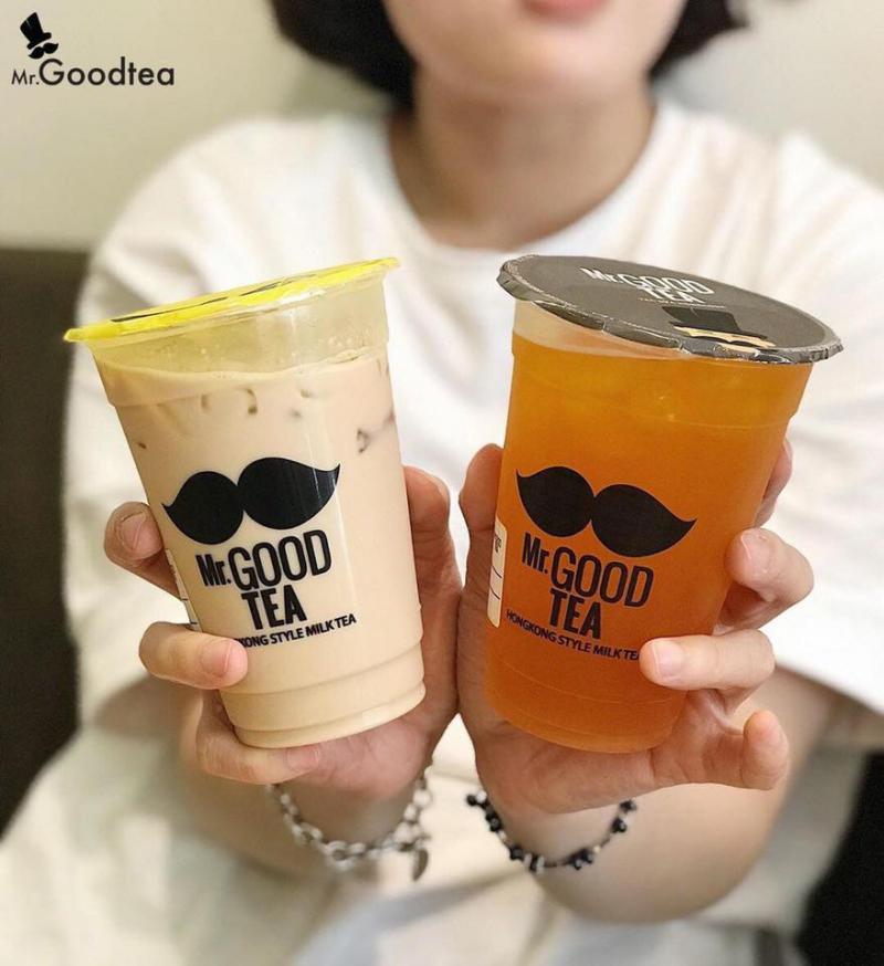 Mr. Good Tea