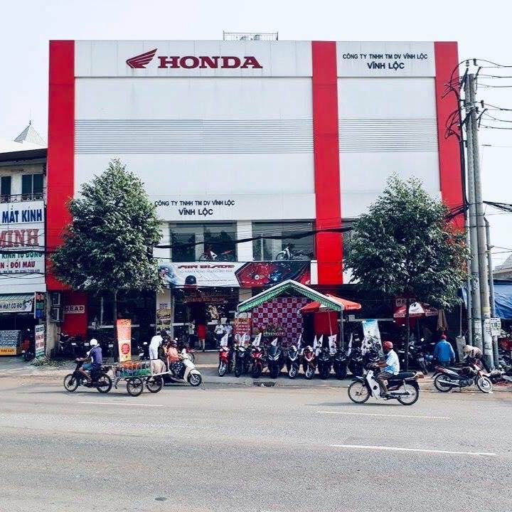 Head Honda Vĩnh lộc