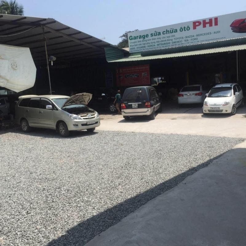 Gara Ô Tô Phi