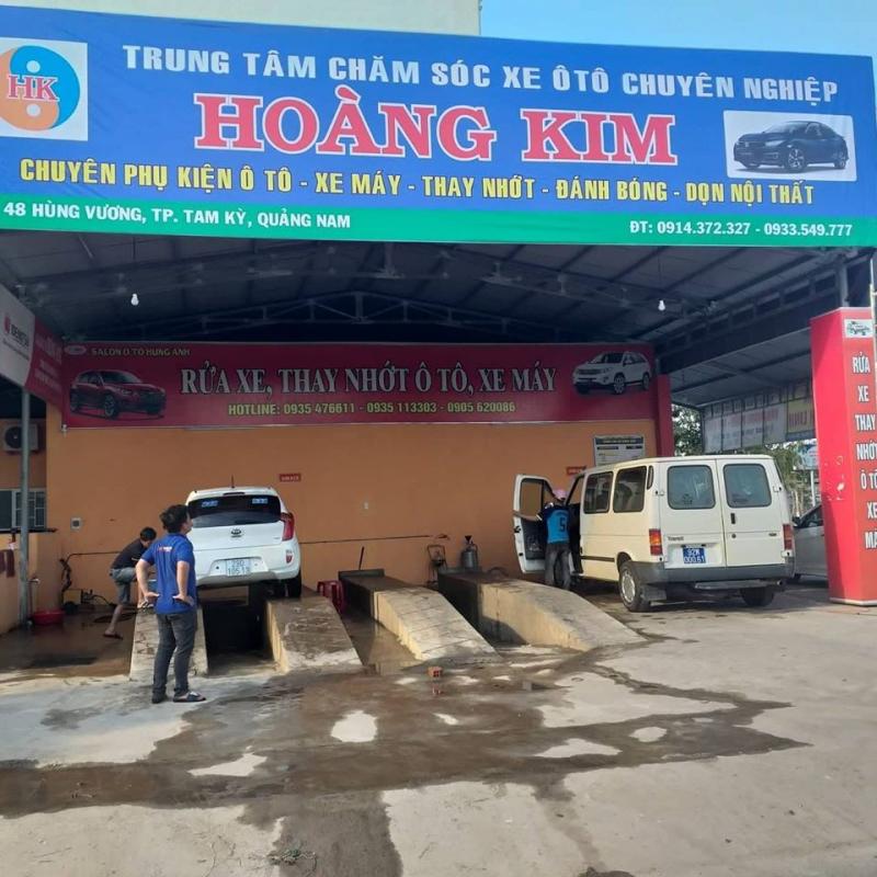 Gara Ô Tô Hoàng Kim