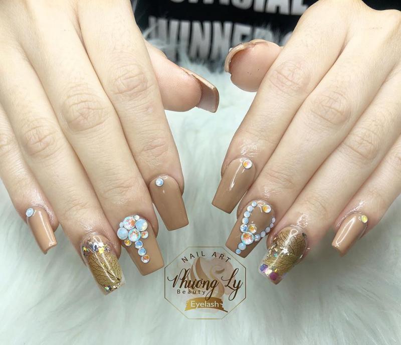 Phuong Ly Beauty - Nail Art & Eyelash