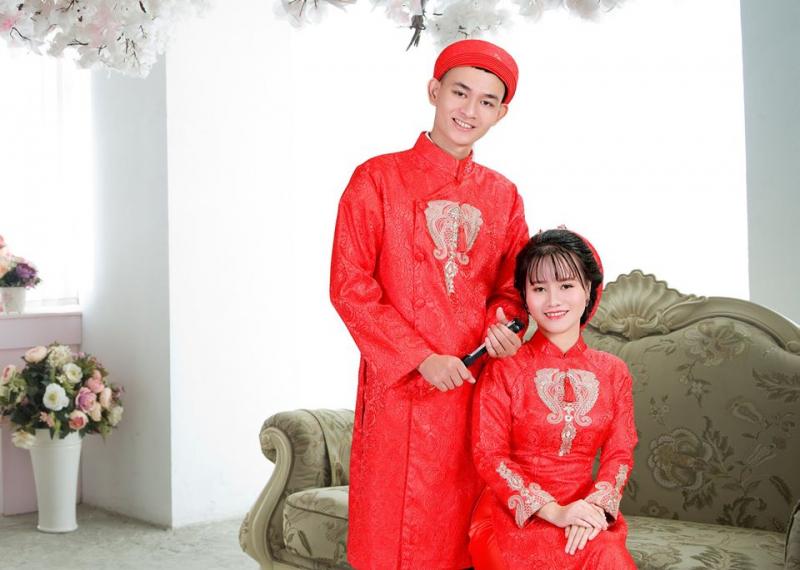 Áo cưới Hồng Hạnh