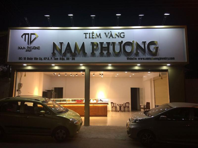 Nam Phuong Jewelry