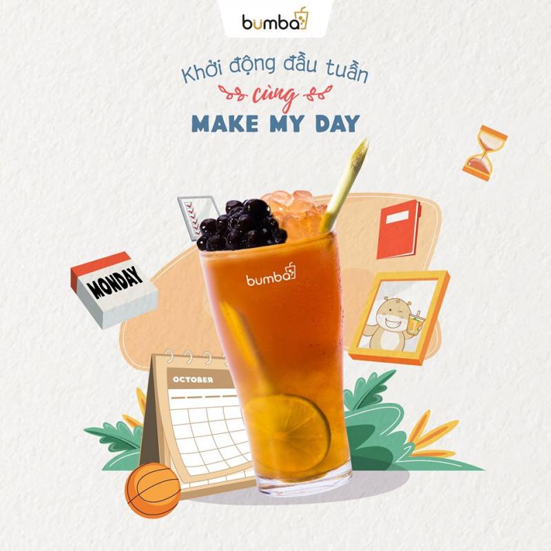 Trà Sữa Bumba - Bumba Milk Tea