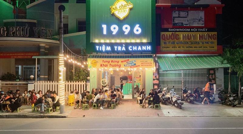 Trà Chanh 1996