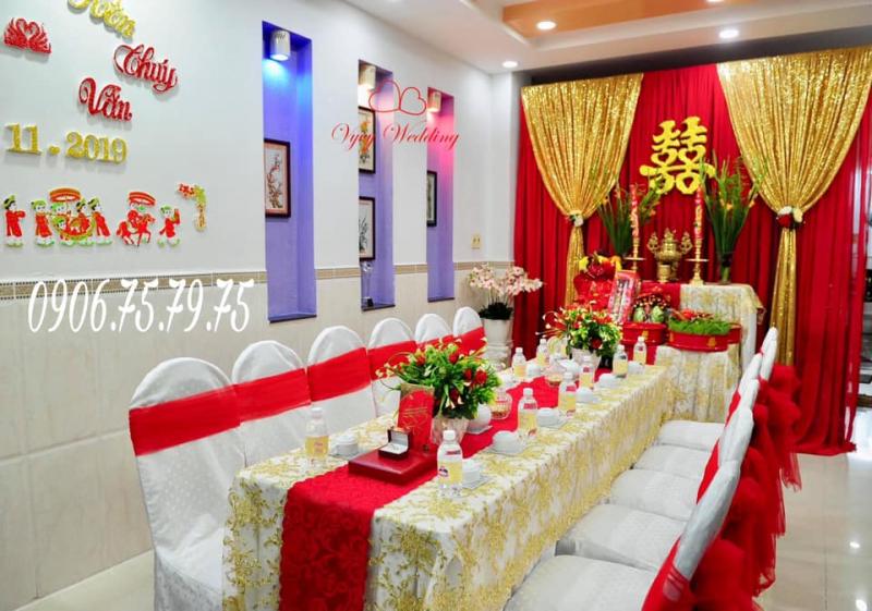 VyVy Wedding - Trang Trí Tiệc Cưới