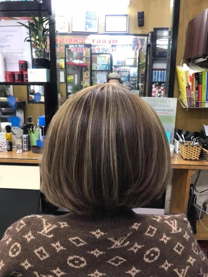 Trí Mạnh Hair Salon