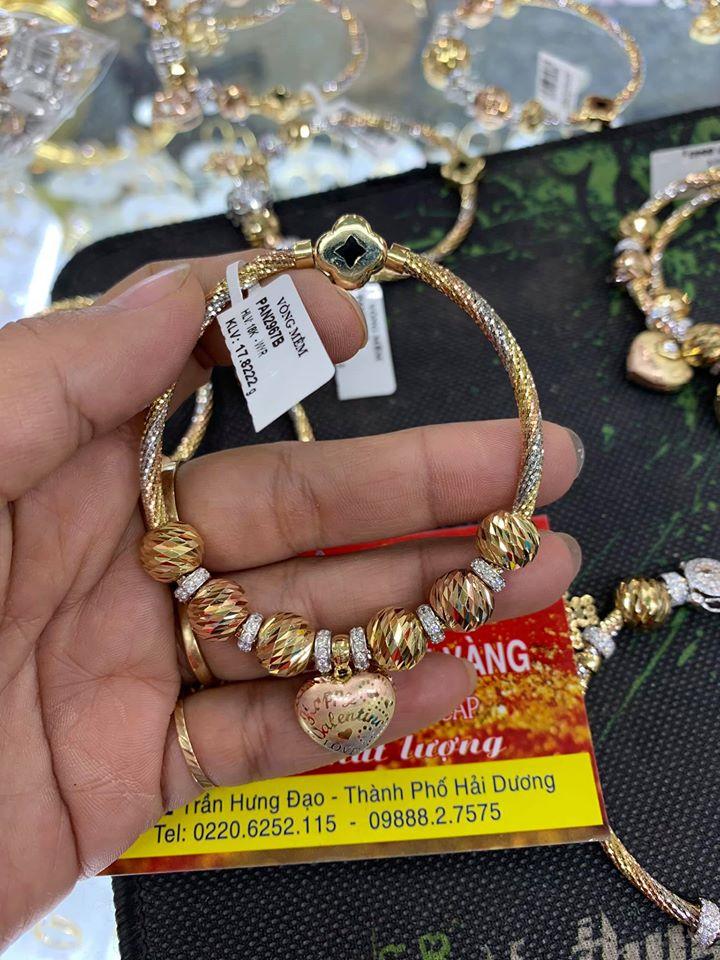 Tiệm Vàng Vân Anh