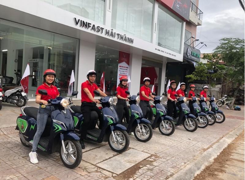 Vinfast Hải Thành - Đại lý xe Máy Điện Vinfast Bình Định